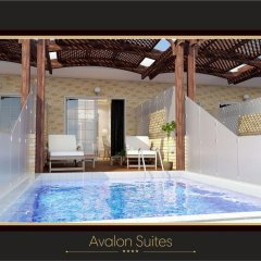 Avalon Hotel бассейн фото 3