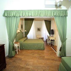 Отель Residenza Ponte SantAngelo 3* Стандартный номер с различными типами кроватей фото 12