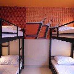 Everyday Bangkok Hostel Кровать в общем номере фото 3