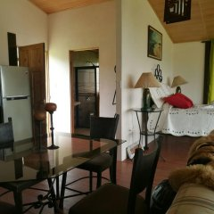 Отель Arenal Tropical Garden Эль-Кастильо в номере