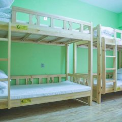 Slow City Youth Hostel комната для гостей фото 4