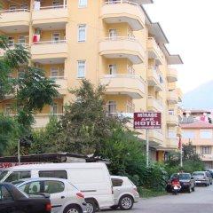 Mirage Apart Hotel Аланья парковка