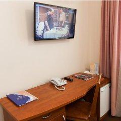 Гостиница У фонтана 3* Улучшенный номер двуспальная кровать фото 4