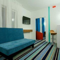 Мини-Отель Global Sky Люкс с различными типами кроватей фото 12