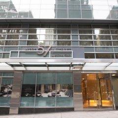 Отель West 57th Street by Hilton Club США, Нью-Йорк - отзывы, цены и фото номеров - забронировать отель West 57th Street by Hilton Club онлайн вид на фасад фото 2