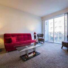Отель Ginosi Wilshire Apartel Апартаменты с 2 отдельными кроватями фото 15