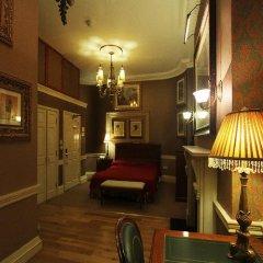 Отель Opulence Central London 4* Люкс с различными типами кроватей фото 2