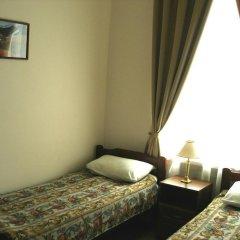 Томас Хостел Стандартный номер с двуспальной кроватью (общая ванная комната) фото 2
