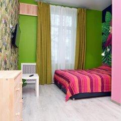 Eco Son Hotel & Hostel Стандартный номер с двуспальной кроватью (общая ванная комната) фото 3