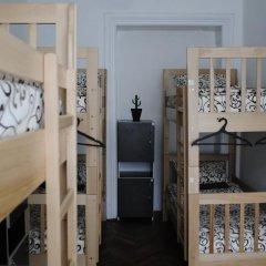 Рандеву Хостел Кровать в общем номере с двухъярусной кроватью фото 8