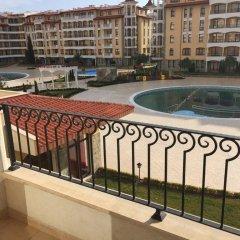 Апартаменты Royal Sun Apartment Солнечный берег балкон