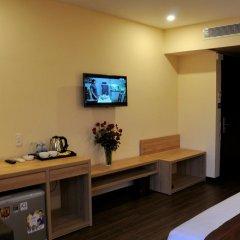 Begonia Nha Trang Hotel 3* Номер Делюкс с различными типами кроватей фото 18