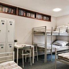 Отель Stacja Plaża Стандартный номер с различными типами кроватей