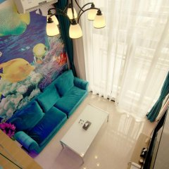 Апартаменты Guangzhou Chimelong Heefun International Service Apartment Люкс фото 2