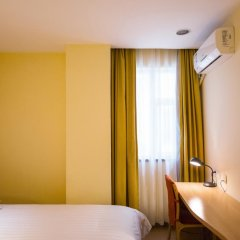 Отель Home Inn Xi'an North Yanta Road Lijiacun Wanda Plaza комната для гостей фото 3