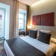 Hotel Carris Porto Ribeira 4* Стандартный номер с различными типами кроватей фото 7