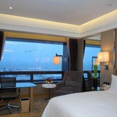Shanghai Hongqiao Airport Hotel комната для гостей фото 5