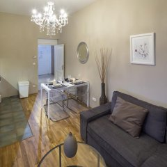 Hotel Apartments Wenceslas Square комната для гостей фото 4