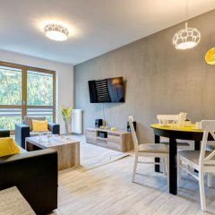 Отель Dom & House - Apartamenty Nadmorski Dwór комната для гостей фото 5