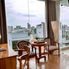 Rex Hotel and Apartment 3* Номер Делюкс с различными типами кроватей фото 11