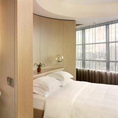 Гостиница Хаятт Ридженси Екатеринбург Номер Делюкс с разными типами кроватей фото 4
