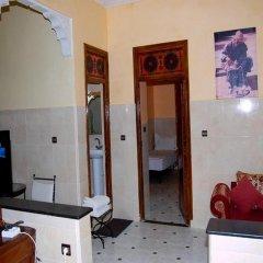 Отель Residence Miramare Marrakech 2* Стандартный номер с различными типами кроватей фото 16