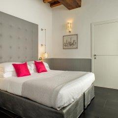 Hotel Condotti 3* Стандартный номер с двуспальной кроватью фото 3