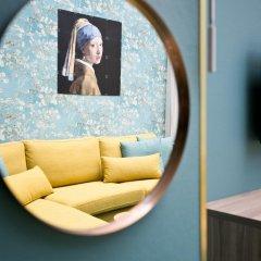 Cityden Museum Square Hotel Apartments 3* Улучшенные апартаменты с различными типами кроватей фото 3