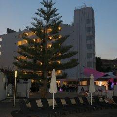 Hotel Pamplona парковка