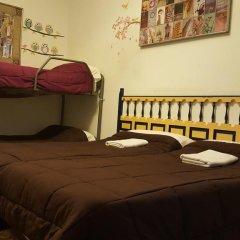 Отель Pension Nuevo Pino Стандартный семейный номер с различными типами кроватей фото 3