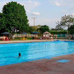 Hostel Cali бассейн