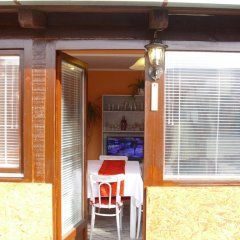 Апартаменты Jevrejska Apartment Нови Сад балкон