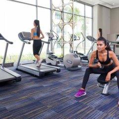 Отель U Sathorn Bangkok фитнесс-зал фото 2