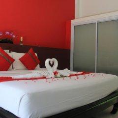Отель Siva Buri Resort 2* Номер Делюкс с различными типами кроватей фото 10