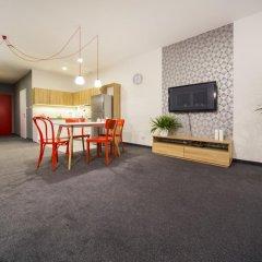 Апартаменты Mosquito Silesia Apartments Катовице интерьер отеля фото 2