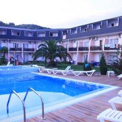 Гостиница ВатерЛоо в Сочи 3 отзыва об отеле, цены и фото номеров - забронировать гостиницу ВатерЛоо онлайн бассейн фото 2