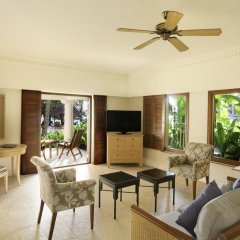 Отель Hilton Mauritius Resort & Spa 5* Номер Делюкс с 2 отдельными кроватями фото 5