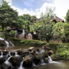 Отель Four Seasons Resort Chiang Mai 5* Вилла с различными типами кроватей фото 8