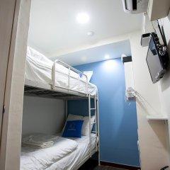 Отель K-GUESTHOUSE Insadong 2 2* Стандартный номер с двухъярусной кроватью фото 2
