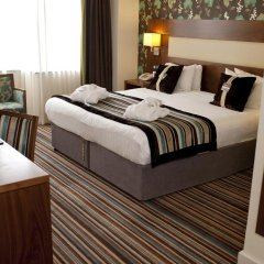 Отель Mercure Antwerp City Centre 4* Стандартный номер с различными типами кроватей фото 8