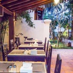Отель Villa Chitchareune 3* Номер Делюкс с различными типами кроватей фото 14