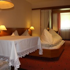 Hotel Zebru Стельвио комната для гостей фото 2