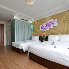 Hanoi Bella Rosa Suite Hotel 3* Представительский номер с различными типами кроватей фото 2