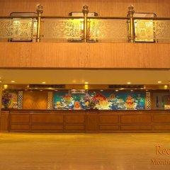 Отель MONTIEN Бангкок интерьер отеля фото 3