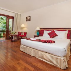 Отель Sunny Beach Resort and Spa 4* Номер Делюкс с различными типами кроватей фото 9