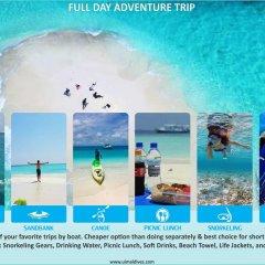 Отель UI Inn Мальдивы, Хулхумале - 1 отзыв об отеле, цены и фото номеров - забронировать отель UI Inn онлайн бассейн