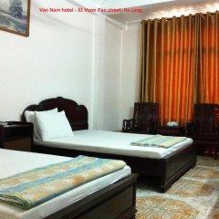 Van Nam Hotel Стандартный номер фото 12