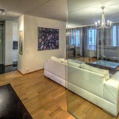 Апартаменты Gella Serviced Apartments комната для гостей фото 4