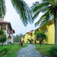Отель Agribank Hoi An Beach Resort 3* Номер Делюкс с различными типами кроватей фото 2