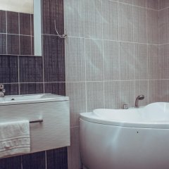 Гостиница Акрополис Люкс разные типы кроватей фото 7